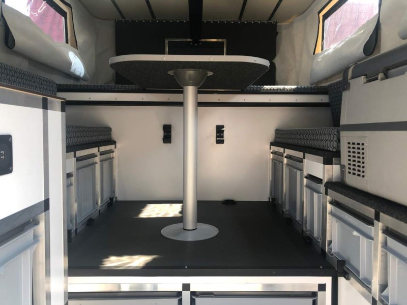 Four Wheel Campers Overlander Ausstattung