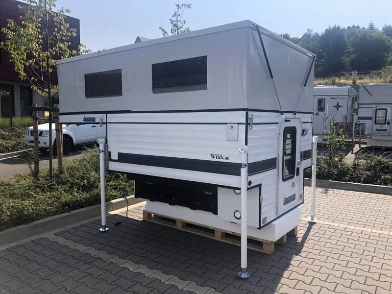 Four Wheel Campers Wildcat Overlander